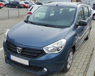 Dacia Lodgy 2014 1.5 dCi