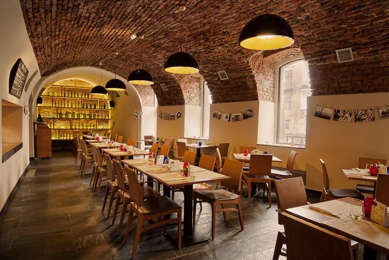 BRICKS Restaurant ~ Wine & Jazz Lounge