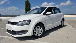 VW Polo 1.2 benzina 2012