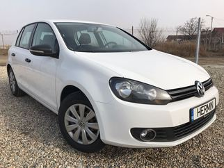 VW Golf 6 2013